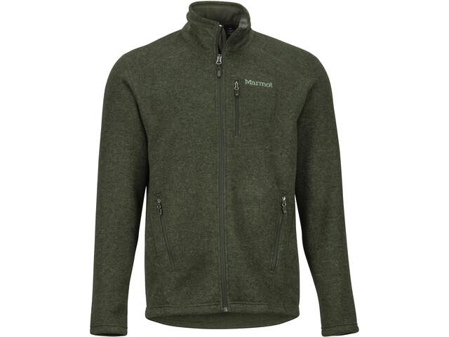 Marmot Drop Line Chaqueta Hombre, rosin green